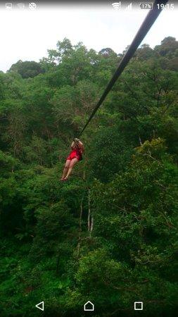 Cable Jungle Adventure: Пхукет,  сентябрь 2016