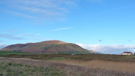 Black Combe from Silecroft