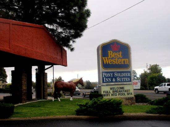 BEST WESTERN Pony Soldier Inn & Suites: Best Western Pony Soldier Inn and Suites, Flagstaff, AZ