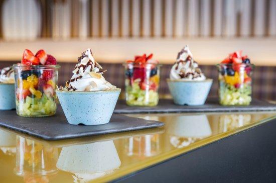 Thalwil, Szwajcaria: Frozen Yogurt