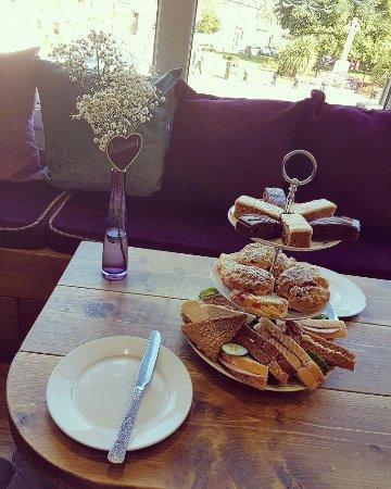 Washington, UK: Olivias Coffee House