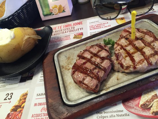 Settimo Torinese, Italia: Roadhouse Grill