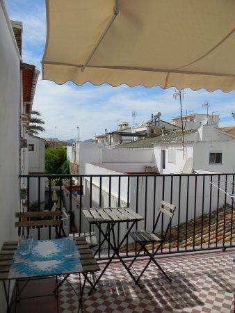 Terraza Apartamento Trasero Picture Of Casa Olivera Denia