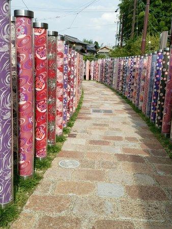 Arashiyama Station Hannari Hokkori Square: DSC_2896_large.jpg