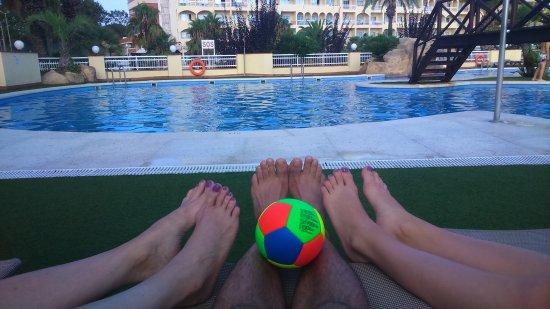 Foto de Evenia Olympic Suites Hotel