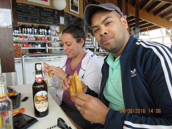 Bettmeralp, Suíça: Inside the Bergrestaurant Bettmerhorn