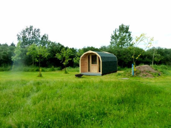 Secret Garden: The Secret Garden Touring Park (Wisbech)