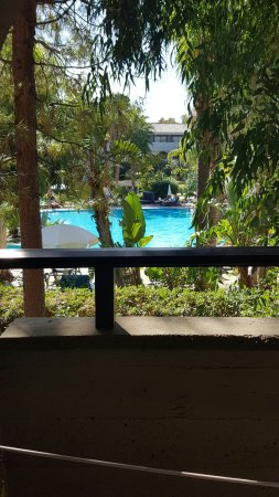 Fiesta Hotel Garden Beach: 20160922_150753_large.jpg