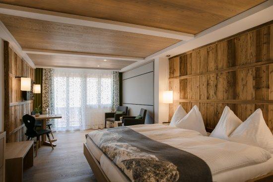 Adler Adelboden: Double room Southside