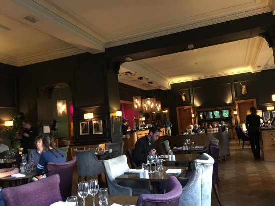 Dunblane, UK: The Nick Nairn restaurant