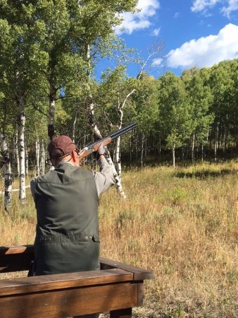 The Lodge and Spa at Three Forks Ranch: Sporting Clays