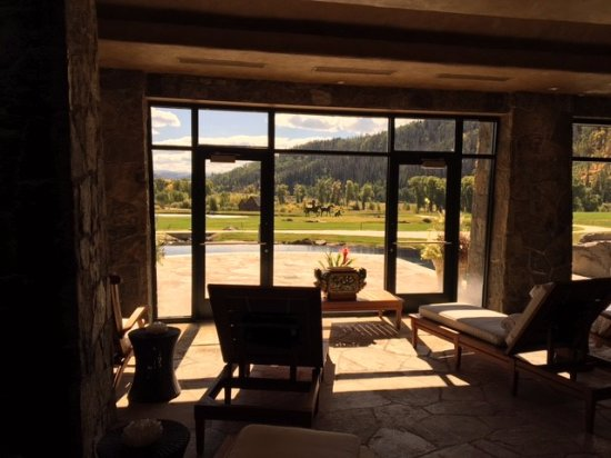 The Lodge and Spa at Three Forks Ranch: Spa