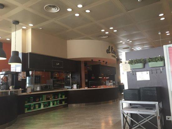 El living food madrid fotos y restaurante opiniones - Restaurante tamara madrid ...