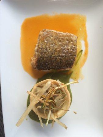 Cesson-Sevigne, Frankrike: Déjeuner en terrasse ! Magique !