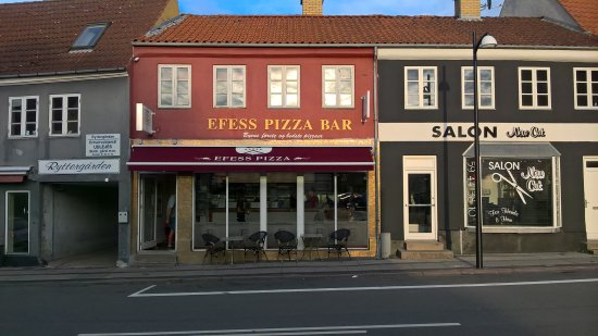 Holbaek, Dinamarca: Effes Pizza 🍕 Holbæk.