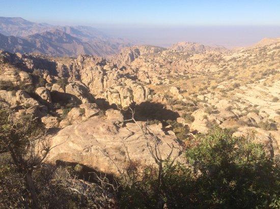 الدانا, الأردن: Gorgeous view