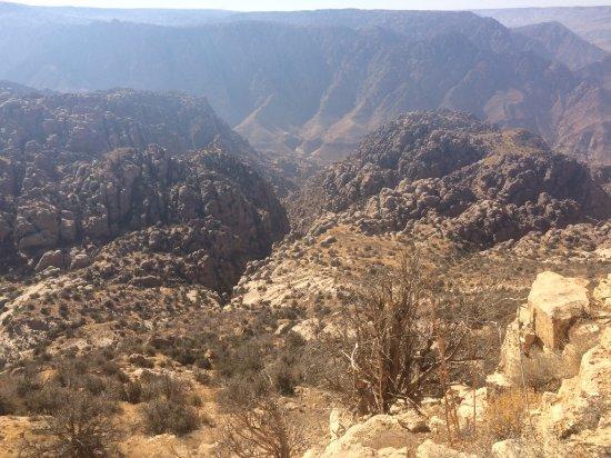 الدانا, الأردن: My hike