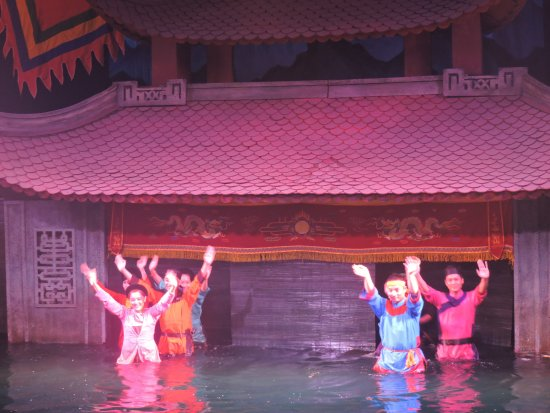 Thang Long Water Puppet Theater : water puppet