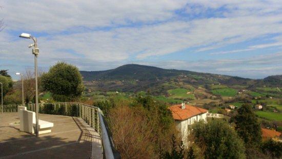 Camerano, Italia: il belvedere