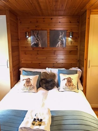 Forton, UK: Woodsman Bedroom