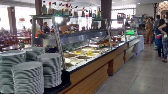Lajeado, RS: buffet