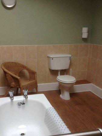 Adria House: Fantastiskt badrum