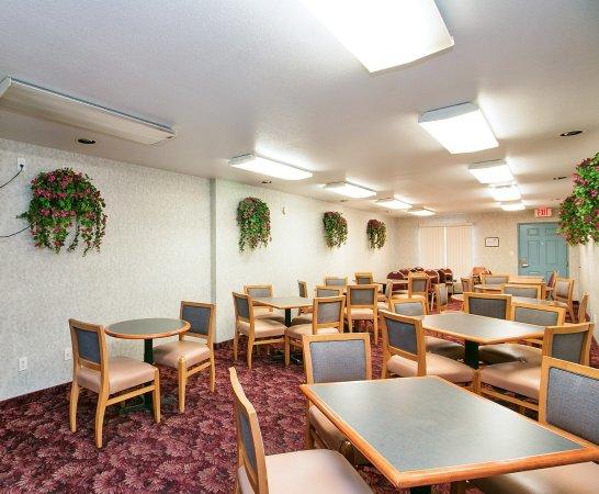 Red Roof Inn Las Vegas: Breakfast Area