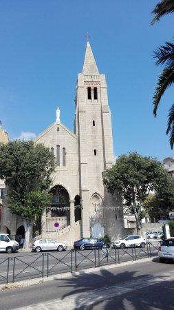 Bastia, Francia: Chiesa Notre Dame de Lourdes