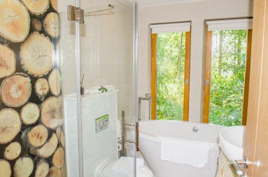 Forton, UK : Tree House