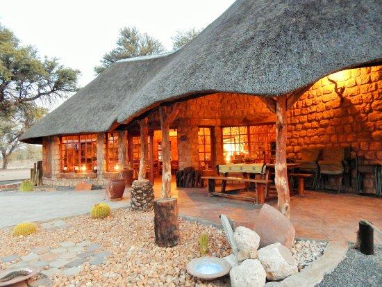 Keetmanshoop, Namibia: Torgos Lodge
