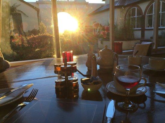 Dunchideock, UK: Breakfast