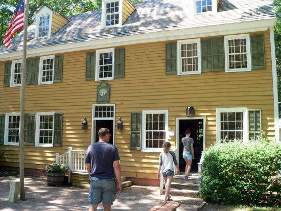 Historic Cold Spring Village : A travelers Inn