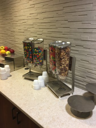 Chapel Hill, NC: Snacks during break
