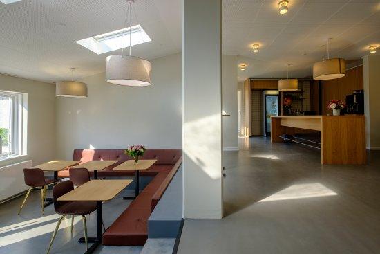Kalundborg, Danmark: Breakfast area