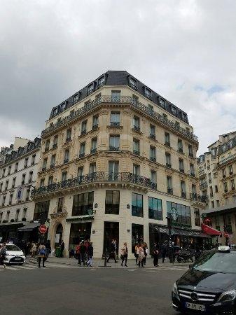 Opera Diamond Hotel Paris Tripadvisor