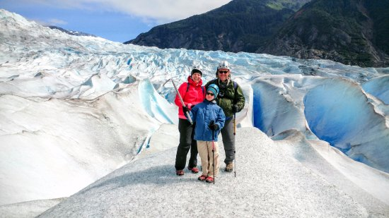 Above & Beyond Alaska: Check this off your bucket list!