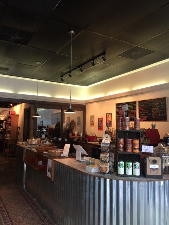 Dunn, NC: Cozy looking coffee bar