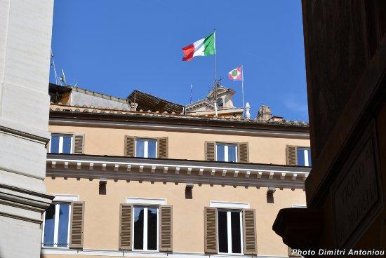 Quirinale Palace (Palazzo del Quirinale) : Palazzo del Quirinale