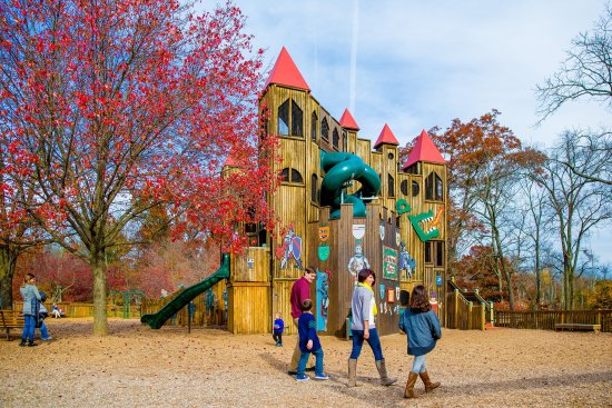 Bucks County, Pennsylvanie : Kids Castle