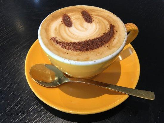 Richmond, Australia: Cacao mocha