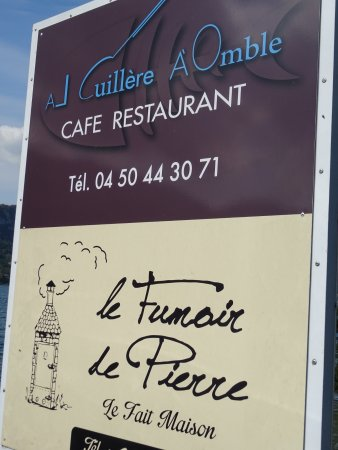 Doussard, Γαλλία: Eingang