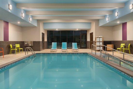 Edmond, OK: Indoor Pool