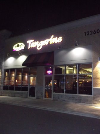 September 10th 2016 picture of tangerine asian cuisine for Asian cuisine richmond hill