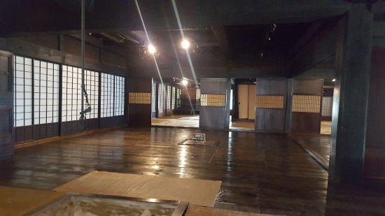 Hida Minzoka Mura Folk Village (Hida No Sato): Interno Di Una Casa
