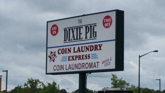 Rock Hill, Güney Carolina: The Dixie Pig