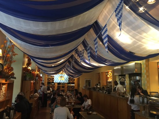 Oktoberfest Decor  Picture Of Pierrot Gourmet, Chicago. Tower Eiffel Decoration. Air Conditioner For Small Room. 1 2 Bath Decorating Ideas. Decorative Concrete Landscape Edging. 5 Piece Dining Room Sets. Decorative Storage Trunk. Living Room Tv Stands. Cheap Rooms At Cosmopolitan Las Vegas