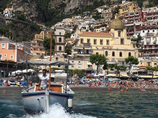 Discover Positano - Daily Tour