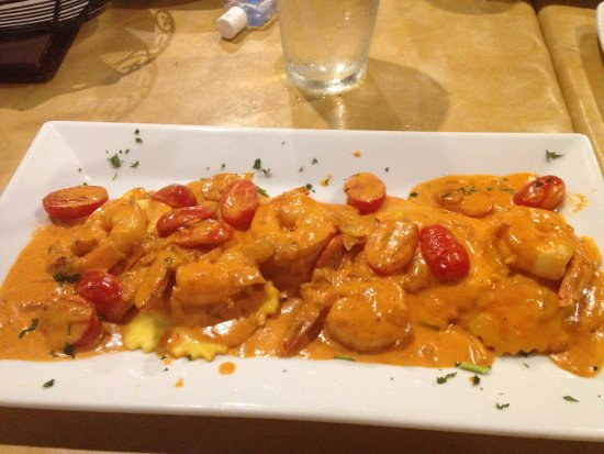 Wildwood, FL: Lobster Ravioli