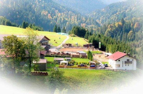 Nesselwaengle, Oostenrijk: Berggut Gaicht