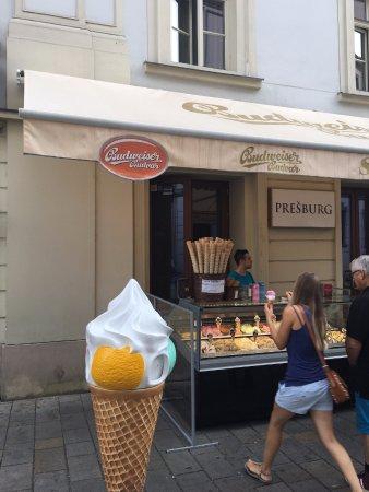 Presburg: 意大利雪糕